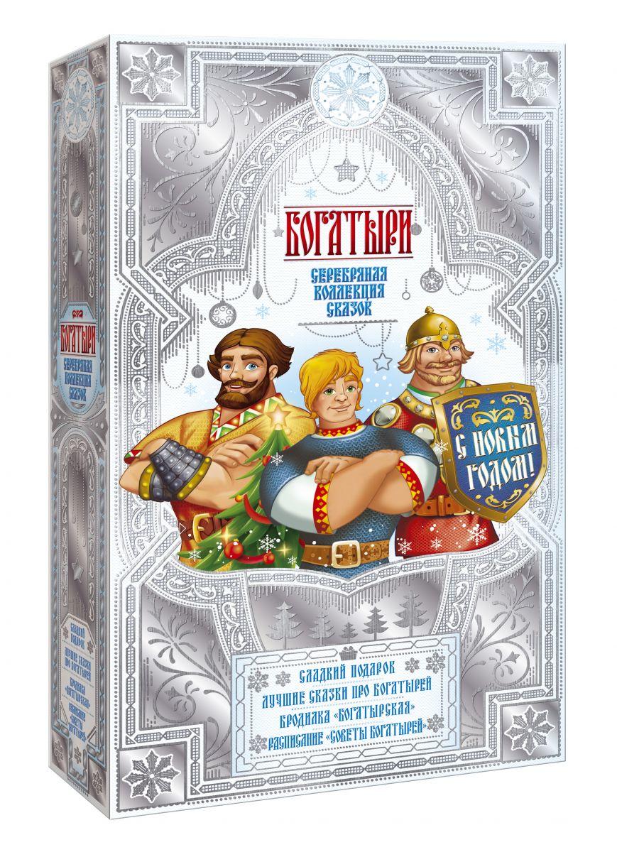 Книга Богатыри 1200 грамм