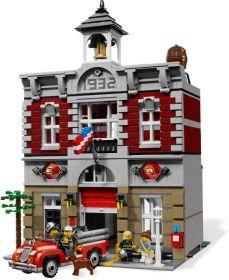 10197 Лего Пожарная часть