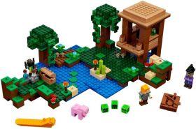 21133 Лего Хижина ведьмы