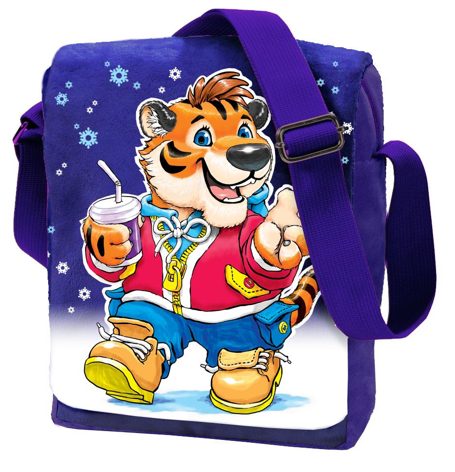 Сумка-планшет Тигр 1000 грамм