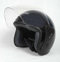 Шлем открытый Jiekai 202 black фото 3