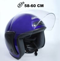 Шлем открытый Jiekai 202 blue