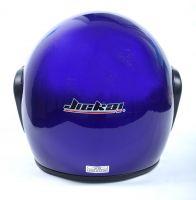 Шлем открытый Jiekai 202 blue фото 4