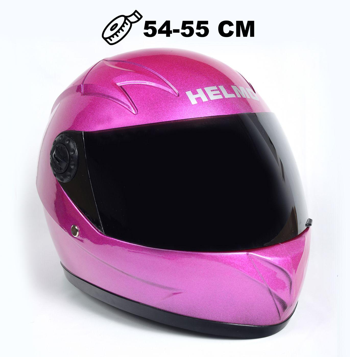 Шлем детский интеграл Helmo 02 purple