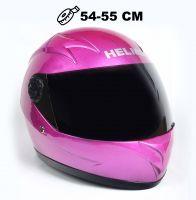 Шлем детский интеграл Helmo 02 purple фото 1