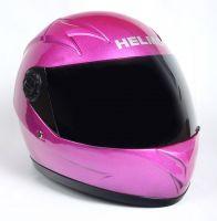 Шлем детский интеграл Helmo 02 purple фото 2