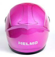 Шлем детский интеграл Helmo 02 purple фото 4