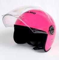 Шлем детский открытый Helmo Pink фото 3