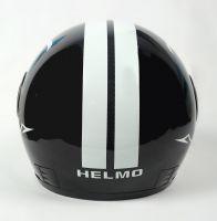 Шлем интеграл Helmo HZF03 Black-White фото 4