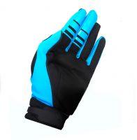 Fox Blue Black  перчатки взрослые фото 2