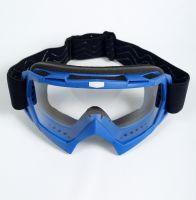 Мото очки М004 Blue фото 2