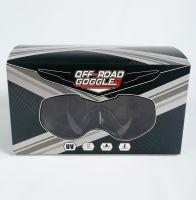 Мото очки М004 Black Matt фото 3