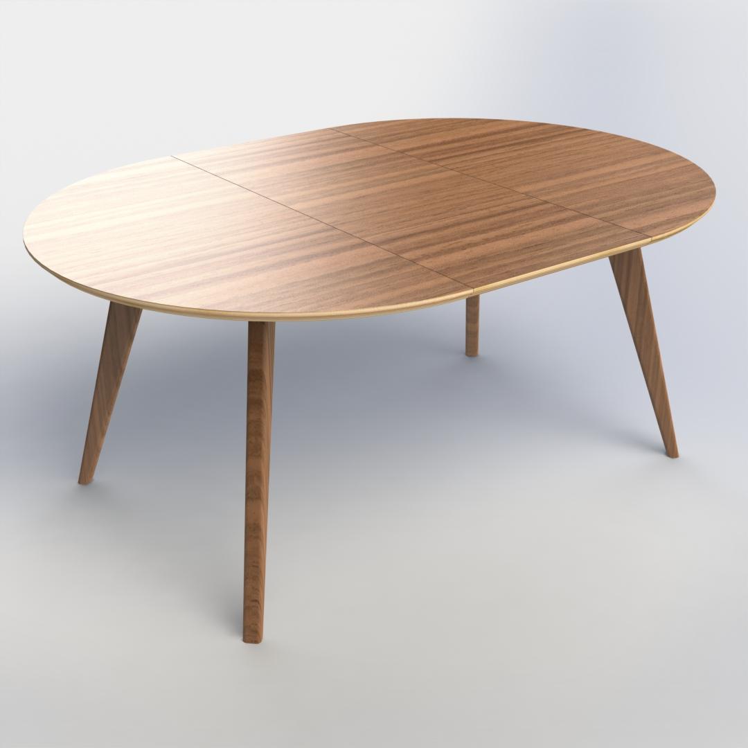 Раздвижной обеденный стол Orsino