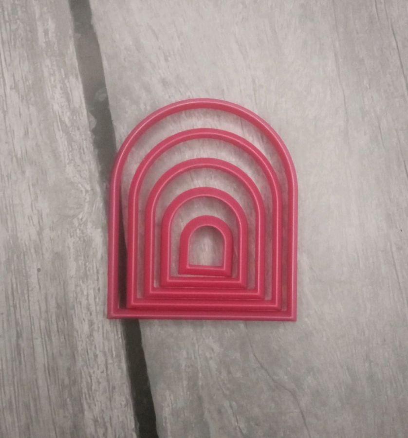 Каттеры для полимерной глины #50