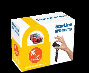 StarLine ГЛОНАСС-GPS Мастер-6