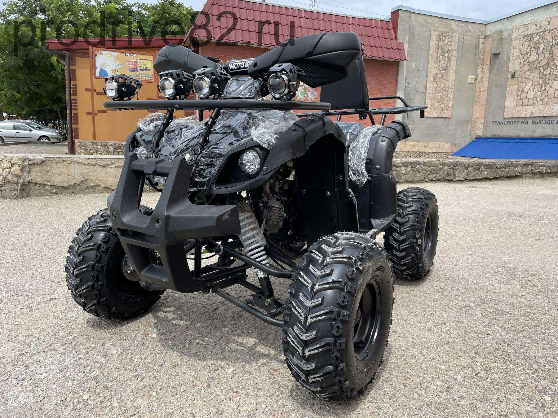 Grizzly 125 cc Квадроцикл бензиновый