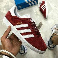 Adidas Original  Gazelle bordo