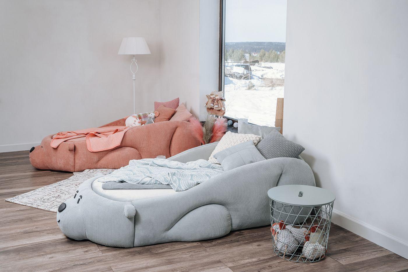 Кровать-зверюшка Romack Мишка