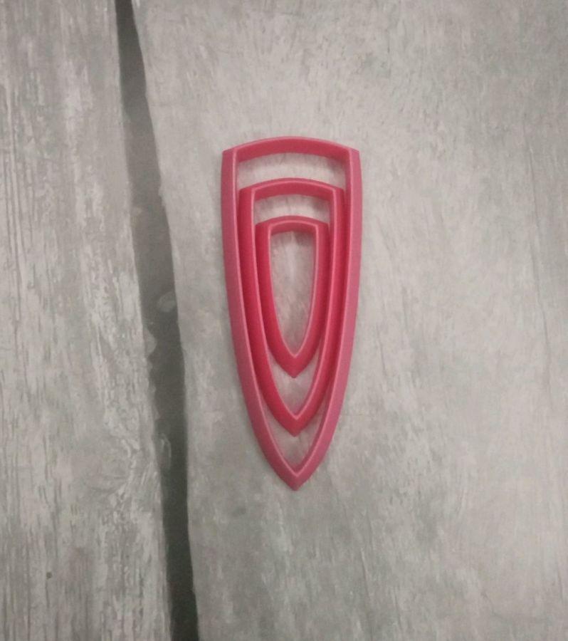 Набор каттеров для полимерной глины №81