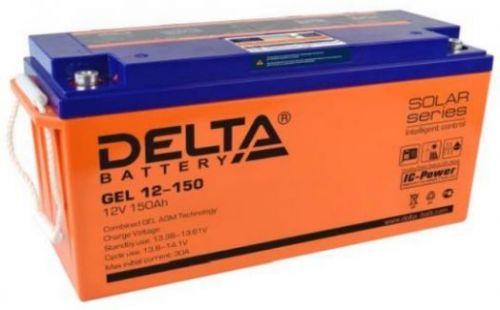 Аккумуляторная батарея GEL 12-150