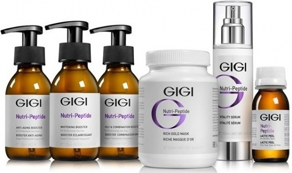 Процедура пептидотерапии  GiGi  Nutri Peptide