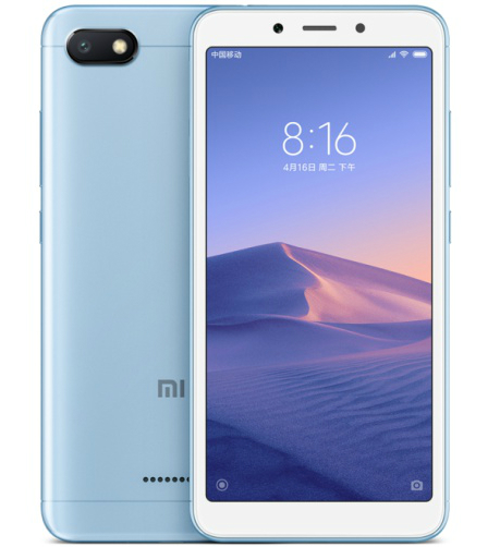 Xiaomi Redmi 6A 2/16GB Blue