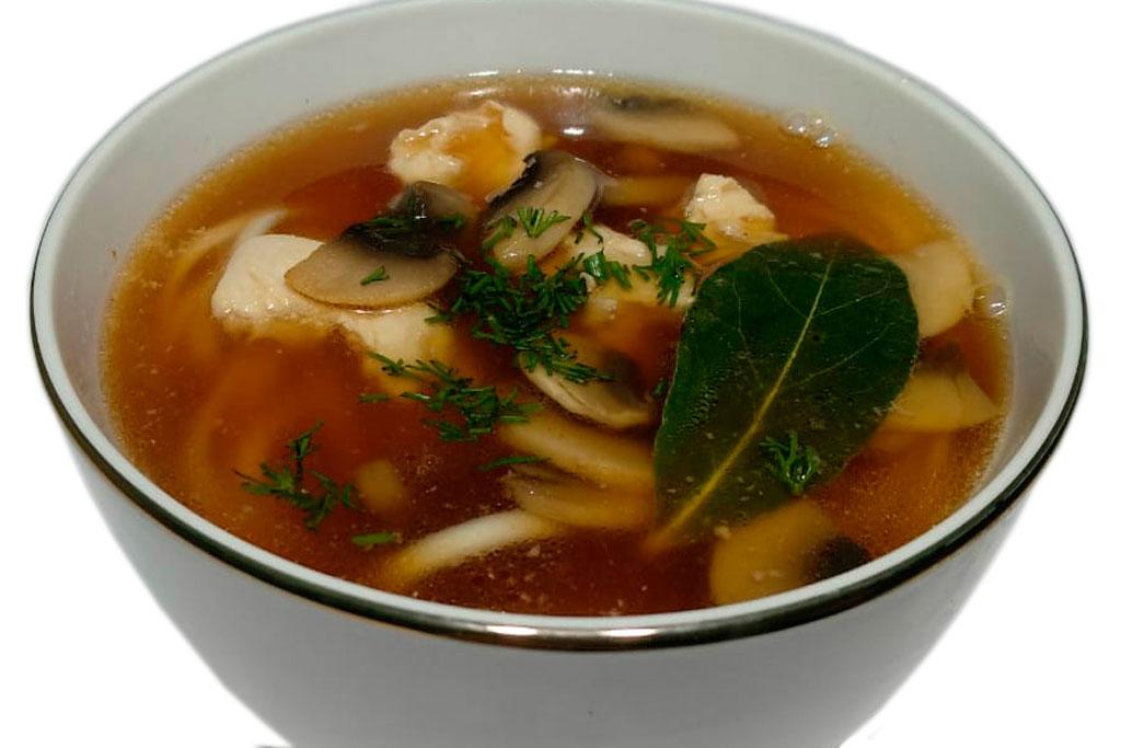 Суп Тори-Рамен