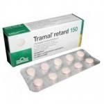 Трамал Ретард 150 мг. 30 таблеток