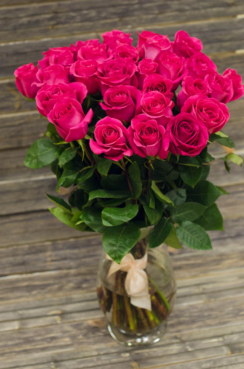 25 роз Pink Floyd