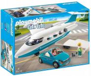 Набор playmobil 9504 Частный самолет