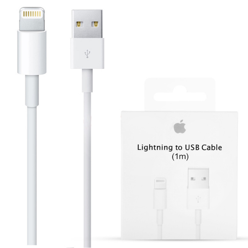 Кабель для iPod, iPhone, iPad Apple кабель Lightning to USB