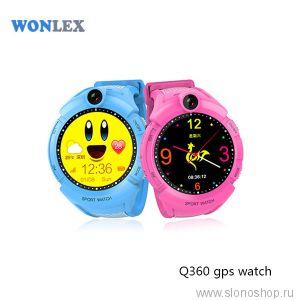 Детские умные GPS часы Smart Baby Watch gw600 с камерой и фонариком+ ПОДАРОК