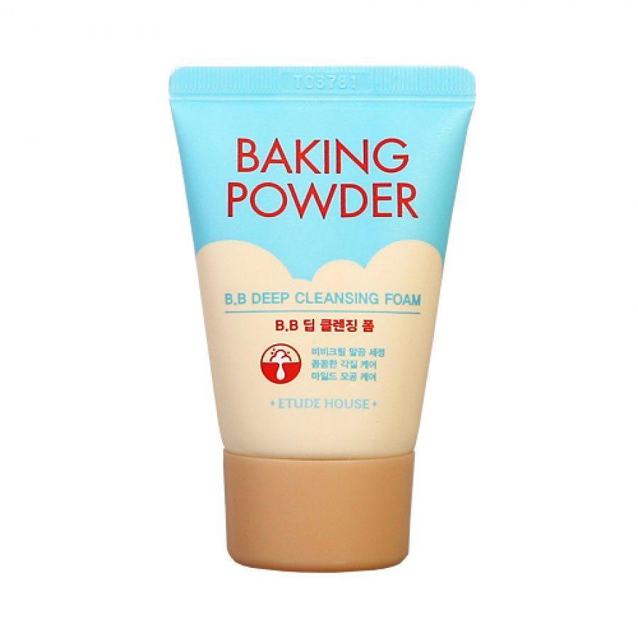 Пенка для умывания Etude House Baking powder