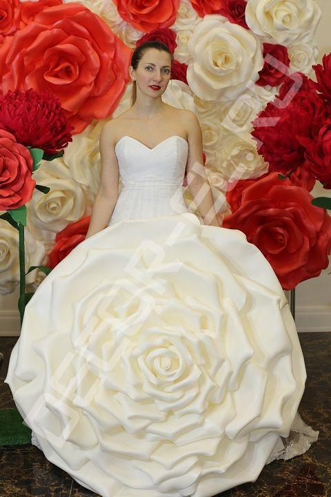 Роза-гигант (140 см)