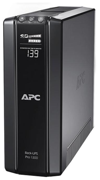 ИБП APC BY SCHNEIDER ELECTRIC BACK-UPS PRO BR1500GI