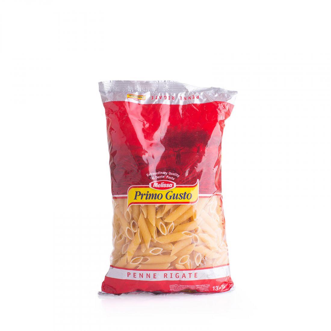 Паста «Пенне Ригате» Melissa-Primo Gusto 500 гр