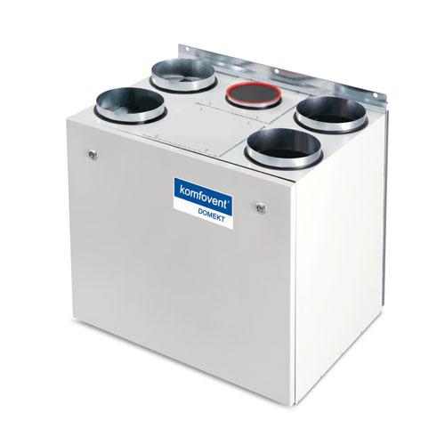 Komfovent Domekt R 400 V роторный рекуператор