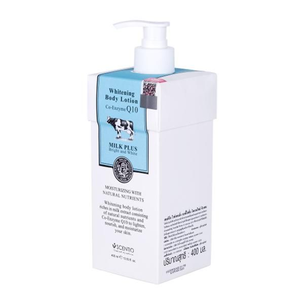 Лосьон для тела Milk Plus  Q10 Scentio