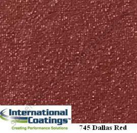Краска пластизолевая 745 Dallas Red (3,8 л.)