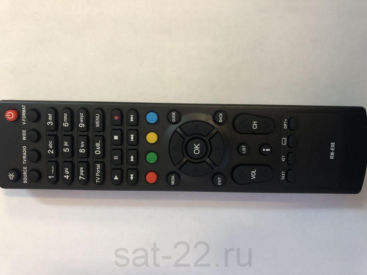 Пульт ДУ для спутникового ресивера НТВ плюс Humax 3100