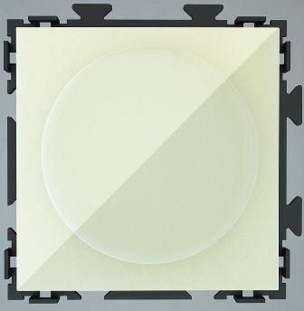 Диммер 500 Вт бежевый Практика PL-F33-BGG