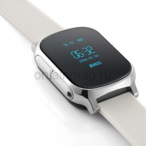 Часы с GPS трекером Smart Baby Watch T58