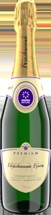 Безалкогольное шампанское брют, 750 мл