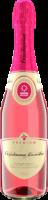 Безалкогольное шампанское малиновое, 750 мл