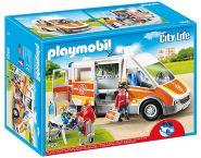 Набор Playmobil 6685 Машина скорой помощи