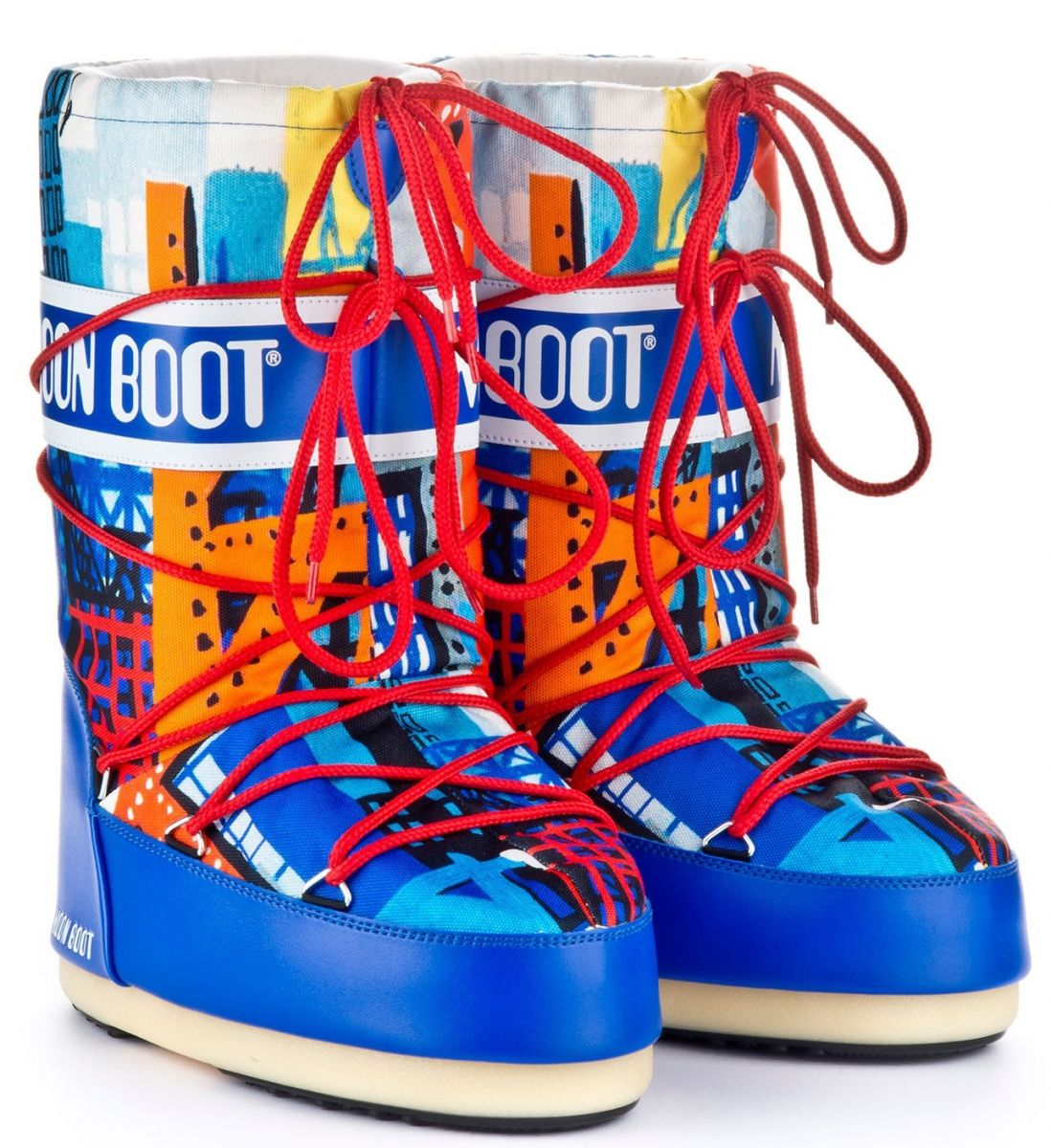 Moon Boot JR Industrial / 27-30, 31-34.