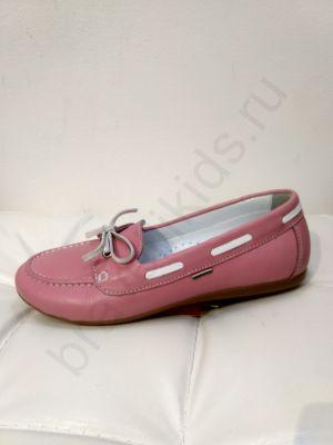 51656 Ortopedia Туфли (31-36) в розовом цвете