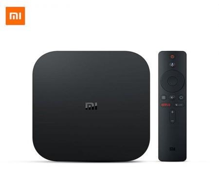 Мини ПК XIAOMI Mi Box S 4K Android 8.1 Dolby Digital Plus