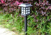 Дизайнерский Садовый фонарь на солнечной батарее