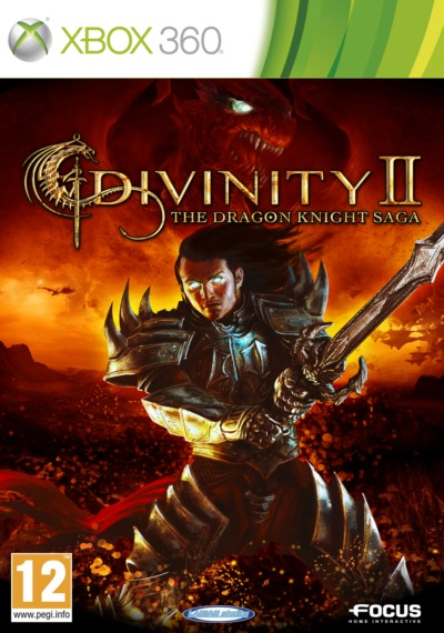 Игра Divinity II (2) : The Dragon Knight Saga (Xbox 360)